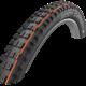 Dank der hohen Seitenstollen erlaubt der Schwalbe Eddy Current Front schnelle Richtungswechsel und guten Kurvengrip