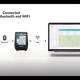 Mehr Konnektivität: Via WiFi und Bluetooth können Nyon und Kiox mit dem Rechner verbunden werden